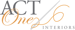 Act One Interiors logo
